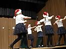 Weihnachtsfeier der 3.und 4.Klassen